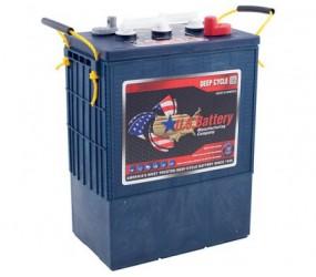 WET аккумулятор US Battery: 6В-322А/ч (С5)