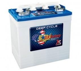 WET аккумулятор US Battery: 8В-141А/ч (С5)