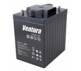 AGM (Dry Cell) аккумулятор Ventura: 6В-320А/ч (С5)