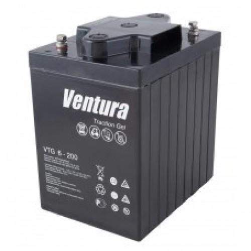 AGM (Dry Cell) аккумулятор Ventura: 6В-235А/ч (С5)