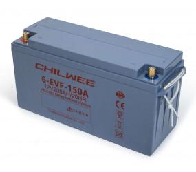 GEL аккумулятор CHILWEE: 12В-160А/ч (С5)