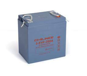 GEL аккумулятор: CHILWEE: 6В-226А/ч (С5)