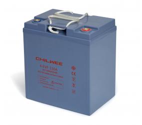 GEL аккумулятор: CHILWEE: 8В-160А/ч (С5)