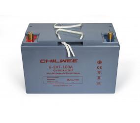 GEL аккумулятор CHILWEE: 12В-113А/ч (С5)