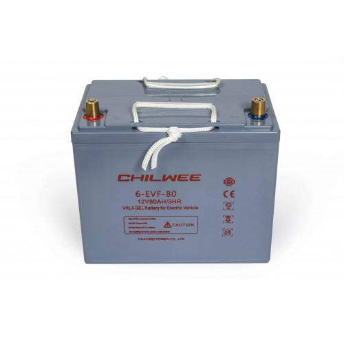 GEL аккумулятор CHILWEE: 12В-90А/ч (С5)
