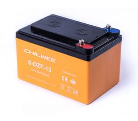 "GEL аккумулятор CHILWEE ""BLACK GOLD"": 12В-15А/ч (С5)"