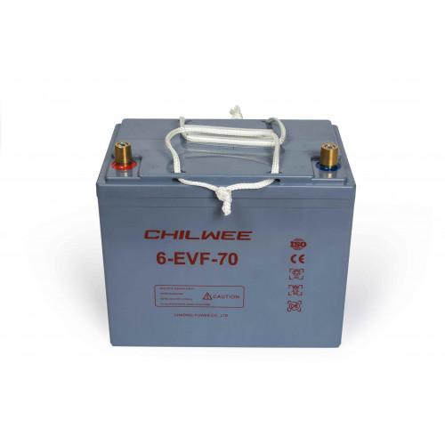 GEL аккумулятор CHILWEE: 12В-78А/ч (С5)