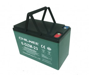 GEL аккумулятор CHILWEE: 12В-25А/ч (С5)