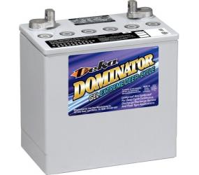 GEL аккумулятор DEKA: 12В-45А/ч (С5)
