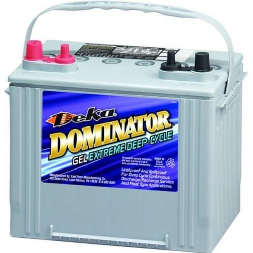 GEL аккумулятор DEKA: 12В-66А/ч (С5)
