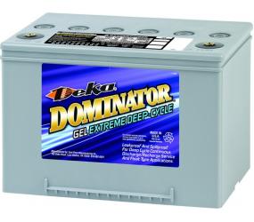 GEL аккумулятор DEKA: 12В-48А/ч (С5)