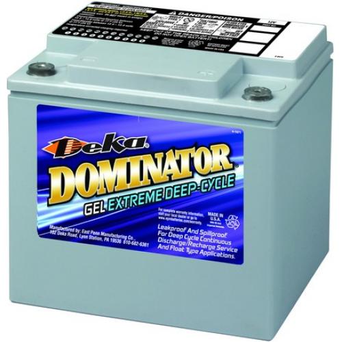 GEL аккумулятор DEKA: 12В-37А/ч (С5)