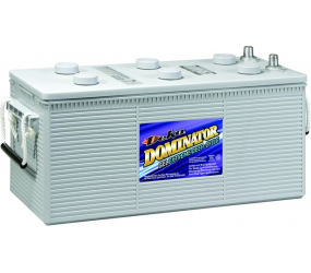 GEL аккумулятор DEKA: 12В-160А/ч (С5)