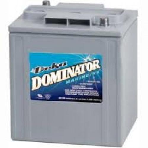 GEL аккумулятор DEKA: 6В-190А/ч (С5)