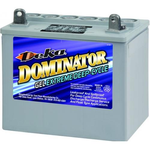 GEL аккумулятор DEKA: 12В-28А/ч (С5)