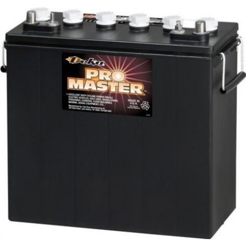 WET аккумулятор DEKA: 12В-160А/ч (С5)