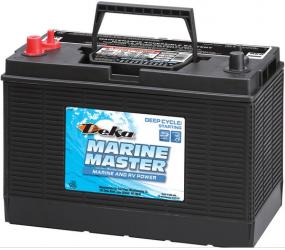 WET аккумулятор DEKA: 12В-85А/ч (С5)