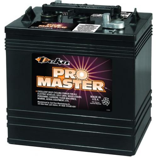 WET аккумулятор DEKA: 6В-193А/ч (С5)