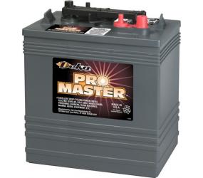 WET аккумулятор DEKA: 6В-208А/ч (С5)