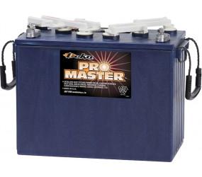 WET аккумулятор DEKA: 12В-128А/ч (С5)