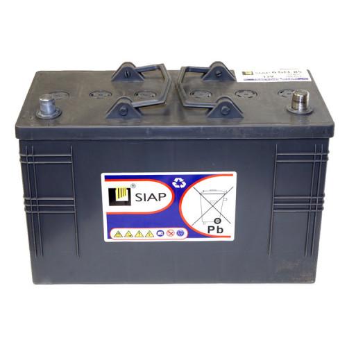 GEL-аккумулятор SIAP: 12В-85А/ч (С5)